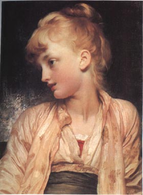 1520 Frederic Leighton Paintings oil paintings for sale