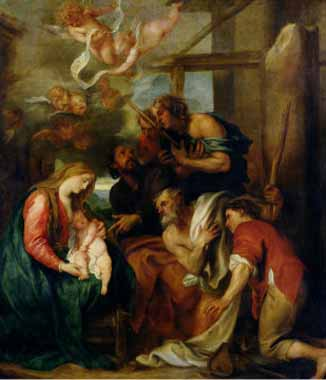 15260 Anthony van Dyck Paintings oil paintings for sale