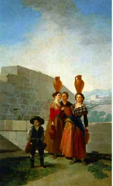 15292 Francisco Goya Paintings oil paintings for sale