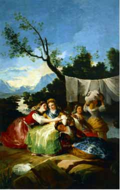 15305 Francisco Goya Paintings oil paintings for sale