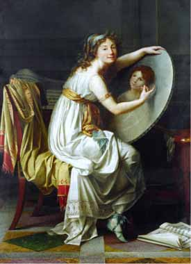 15426 Jacques louis david paintings oil paintings for sale