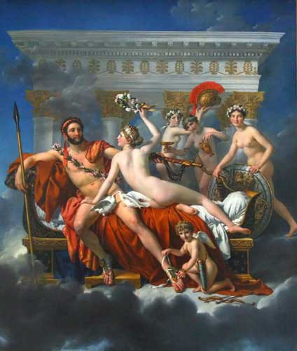 15429 Jacques louis david paintings oil paintings for sale