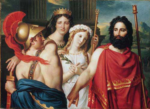 15439 Jacques louis david paintings oil paintings for sale