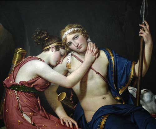 15442 Jacques louis david paintings oil paintings for sale