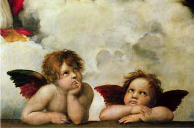 15459 Angel Oil Paintings oil paintings for sale