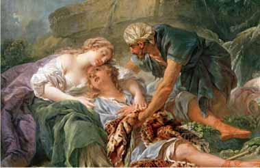 15501 Francois Boucher Paintings oil paintings for sale