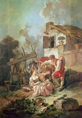 15509 Francois Boucher Paintings oil paintings for sale