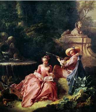 15518 Francois Boucher Paintings oil paintings for sale