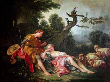 15520 Francois Boucher Paintings oil paintings for sale