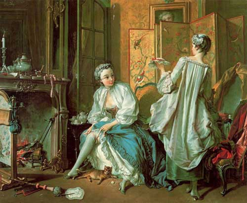 15523 Francois Boucher Paintings oil paintings for sale