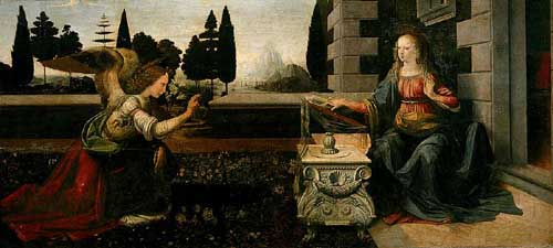 15526 Leonardo da vinci paintings oil paintings for sale