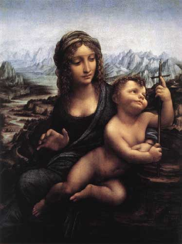15535 Leonardo da vinci paintings oil paintings for sale