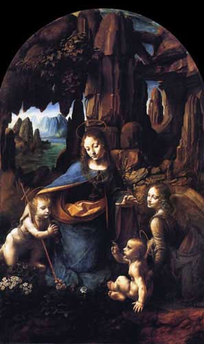 15540 Leonardo da vinci paintings oil paintings for sale