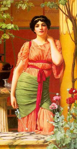 1566 John William Godward paintings oil paintings for sale