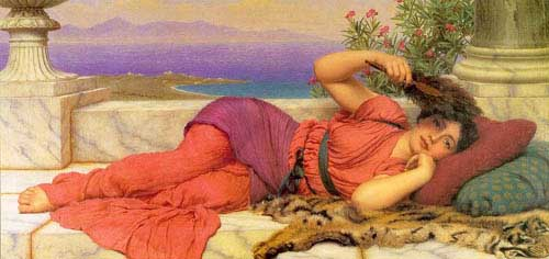 1568 John William Godward paintings oil paintings for sale