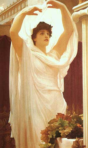 1569 Frederic Leighton Paintings oil paintings for sale