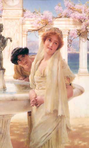 1586 Sir Lawrence Alma Tadema oil Paintings  oil paintings for sale