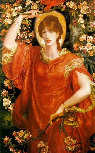 1591 Dante Gabriel Rossetti Paintings oil paintings for sale