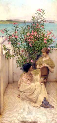 1595 Sir Lawrence Alma Tadema oil Paintings  oil paintings for sale