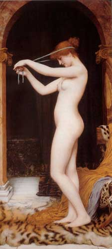 1682 John William Godward paintings oil paintings for sale