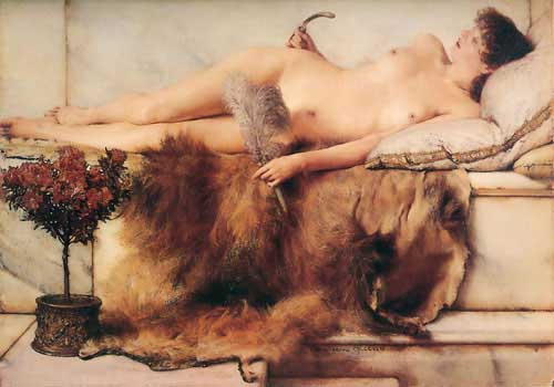 1683 Sir Lawrence Alma Tadema oil Paintings  oil paintings for sale