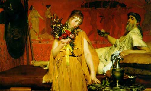 1701 Sir Lawrence Alma Tadema oil Paintings  oil paintings for sale