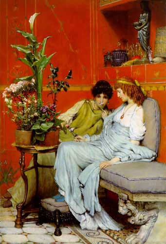 1711 Sir Lawrence Alma Tadema oil Paintings  oil paintings for sale