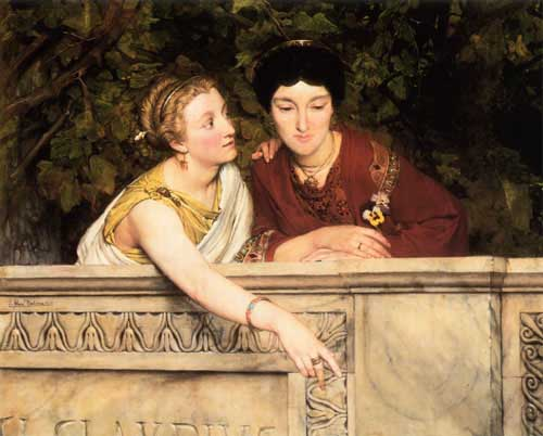 1721 Sir Lawrence Alma Tadema oil Paintings  oil paintings for sale