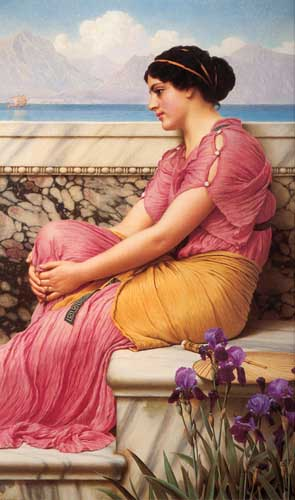 1729 John William Godward paintings oil paintings for sale