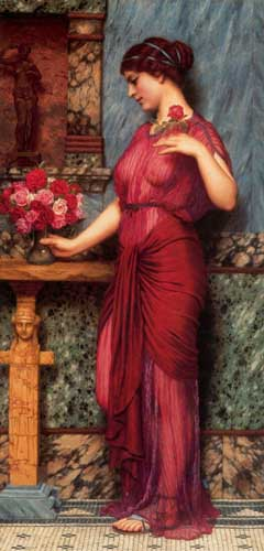 1730 John William Godward paintings oil paintings for sale