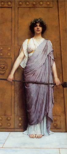 1731 John William Godward paintings oil paintings for sale