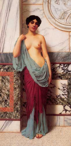 1732 John William Godward paintings oil paintings for sale