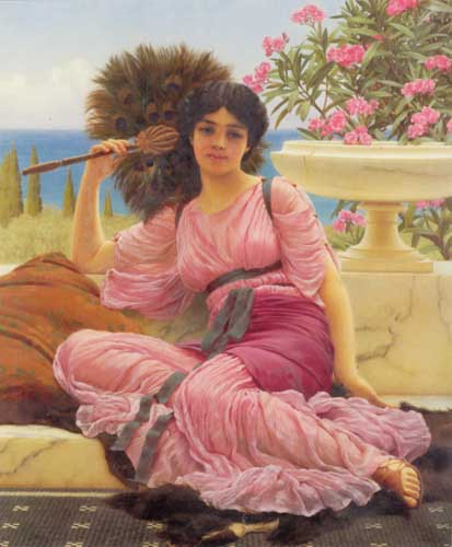 1737 John William Godward paintings oil paintings for sale