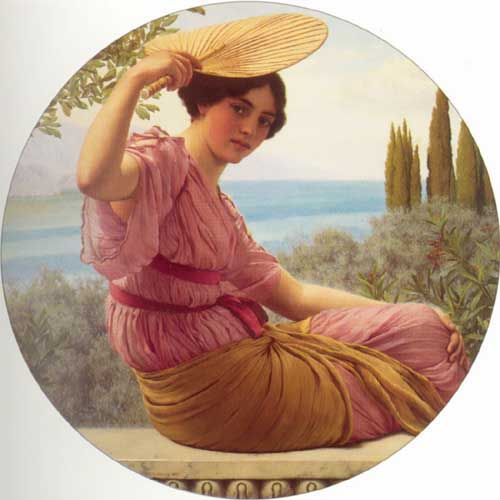 1738 John William Godward paintings oil paintings for sale