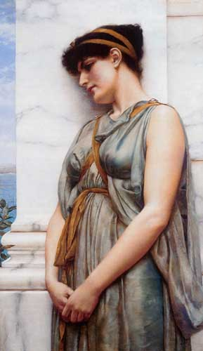 1739 John William Godward paintings oil paintings for sale