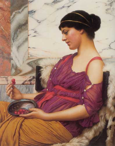 1742 John William Godward paintings oil paintings for sale