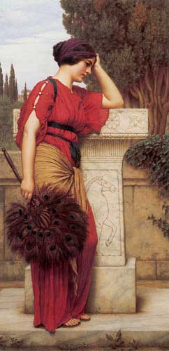 1744 John William Godward paintings oil paintings for sale
