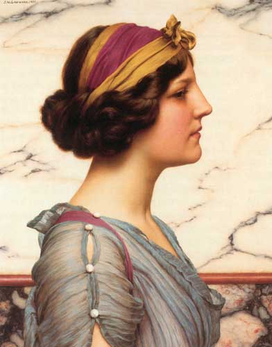 1747 John William Godward paintings oil paintings for sale