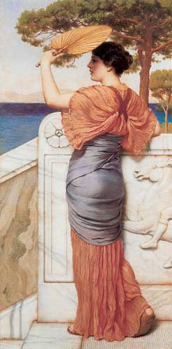 1748 John William Godward paintings oil paintings for sale