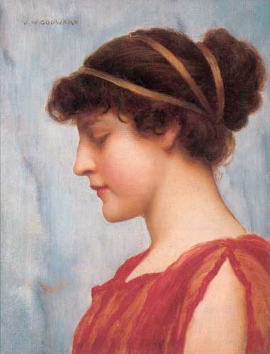 1749 John William Godward paintings oil paintings for sale