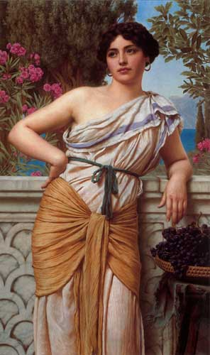 1750 John William Godward paintings oil paintings for sale