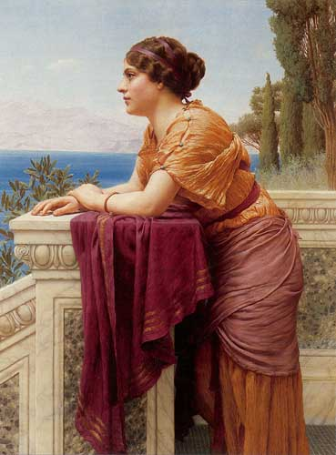 1751 John William Godward paintings oil paintings for sale