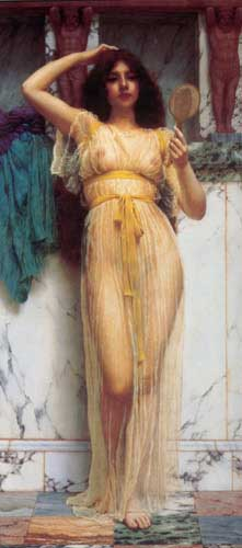 1752 John William Godward paintings oil paintings for sale
