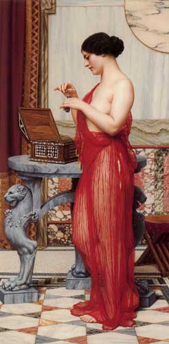 1753 John William Godward paintings oil paintings for sale