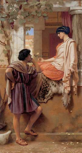 1754 John William Godward paintings oil paintings for sale