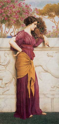 1755 John William Godward paintings oil paintings for sale