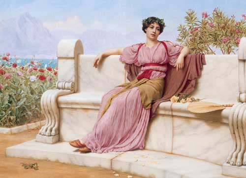 1757 John William Godward paintings oil paintings for sale
