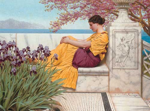 1758 John William Godward paintings oil paintings for sale