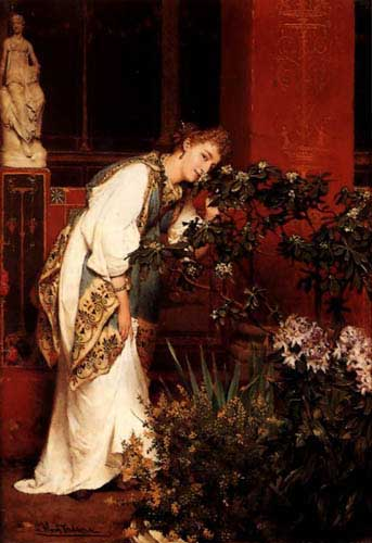 1763 Sir Lawrence Alma Tadema oil Paintings  oil paintings for sale
