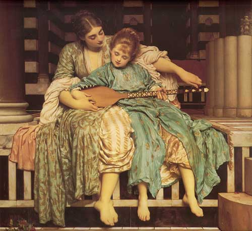 1774 Frederic Leighton Paintings oil paintings for sale